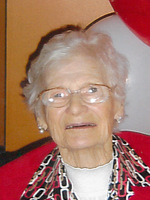 Hilda Coughtry (McLouglin)