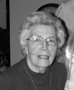Ethelyn (Lyn) McBurney (Duncalfe)